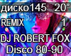 Dj Robert fox Disco 1