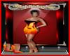 Sprankelend Fire Dress