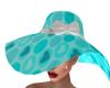 Rosabell Hat-Teal