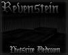 Rev's Pinstripe Bedroom