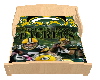 gb packers toddler bed