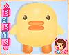 * Kids Kawaii Duck Pet