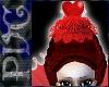 (PVC) Queen of Hearts