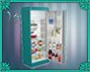 (IS) Vintage fridge