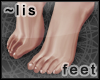 Any skin tip toes