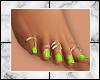 $$ Neon Toes