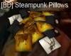 [BD] Steampunk Pillows