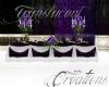 (T)Wedding Party Purple