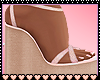 Aly Boho Wedge Pink