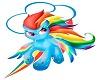 Rainbow Dash Boots