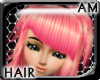 [AM] Witney Pink Hair