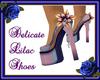 Delicates Lilac Shoes