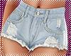 ! Jean shorts RL