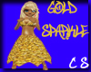 |CS| Gold Sparkle