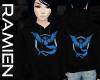 #R Team Mystic Hoodie