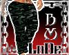 KAMO BM Army Baggy Jeans