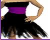 [PS]Purple Raggity Dress