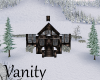 Country Winter Home