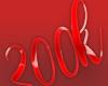 200k Love Sticker