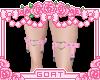 RLL HeartGarter Pink