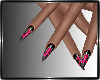Sency Black Nails