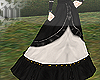 m> Victorian Skirt Black
