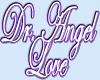 Dr. Angel Love name art