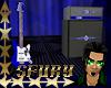 PP Bass Guitar n Amp