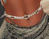 (CR) Luxury Belly Chain