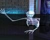 Glowing Skeleton