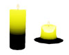 s~n~d melt lemon candle