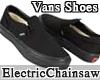 Vans Slip Ons *Black