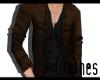 TB| Brown & Black Blazer