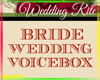 [MK] Bride Wedding VB