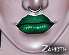 Green HD Lips