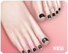 ʞ- Bare Feet