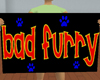 Bad Furry Sign ver.2