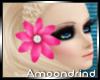 AM:: Pink Hair Flower