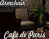 [M] Cafe Paris Armchair