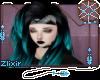 [Zlix]Teal Ombre