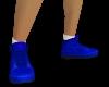 Morfae Blue Sneakers