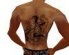 Snake  Tattoo  Back