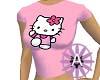 xAMYx Hello Kitty Shirt