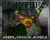 Green Shogun Bundle