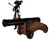 Pirate Canon (cf = FIRE)