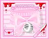 ♡ Pink Pup Collar ♡