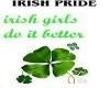 irish girls