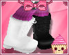 ! Pur Fab MixMatch Boots
