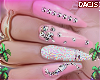 d. babe nails pinku