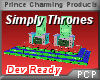 PCP~Simply Thrones